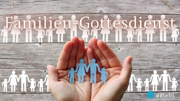Familiengottesdienst (Schulanfang) Image