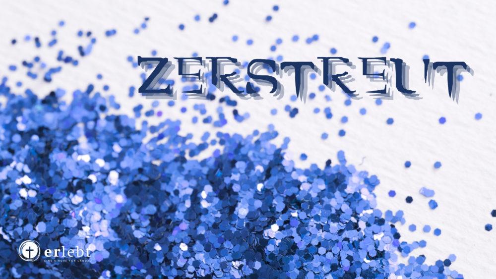 """Missionstag mit Tony Fischer - Thema """"Zerstreut"""" Image"""